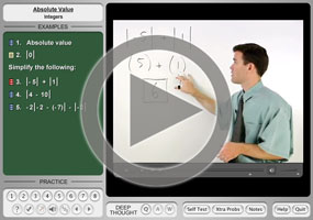 Absolute Value | Purplemath on
