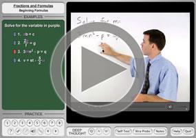 Literal Equations on MathHelp.com