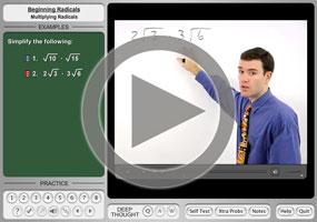 Multiplying Radicals on MathHelp.com
