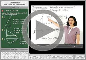 Basic Trigonometric Ratios: Examples