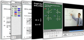 Math placement test prep on MathHelp.com